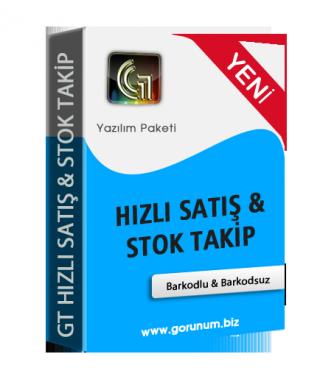 GT Hızlı Satış & Stok Takip